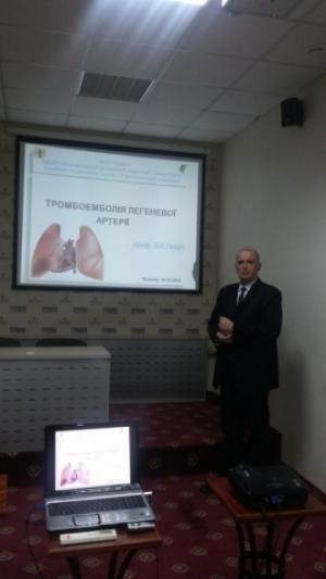 Науковці БДМУ провели цикл конференцій «Університети практичного лікаря»