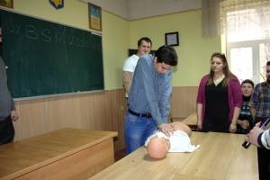 Представники БДМУ провели тренінг для студентів коледжу