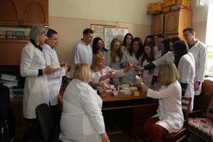 В БДМУ провели майстер-клас до Міжнародного дня нирки
