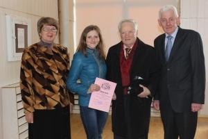 Студентка БДМУ посіла призове місце на Всеукраїнській олімпіаді з ендокринології