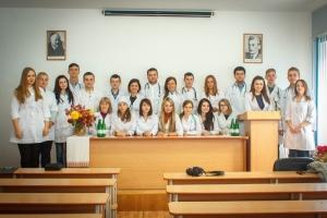 Студентка БДМУ стала призером олімпіади