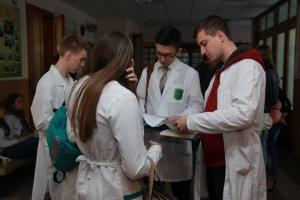 У БДМУ розпочалася олімпіада з медичної біології