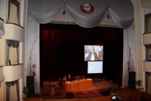 Он-лайн лекція з Віденського медичного університету