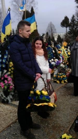Студенти БДМУ вшанували пам'ять Героїв Небесної Сотні