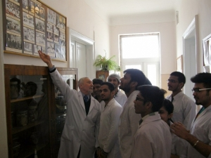 Професійна діяльність викладачів кафедри патоморфології БДМУ за кордоном