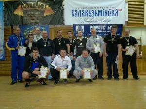 Чемпіонат області з пауерліфтингу
