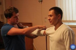 Студенти БДМУ навчали наданню першої медичної допомоги