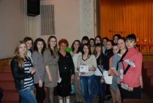 Студенти БДМУ взяли участь у благодійній акції