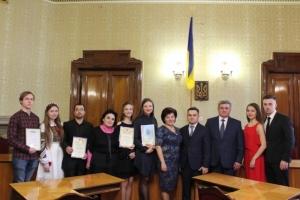 Студентів БДМУ нагородили Подяками Чернівецької ОДА