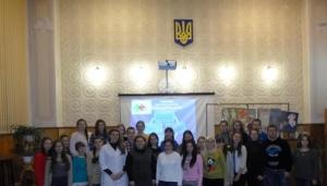 Викладач БДМУ прочитала лекцію для учнів профільного позашкільного закладу