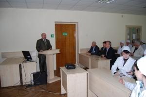 Викладачі БДМУ відвідали Самбірський державний медичний коледж