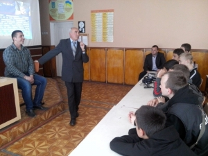 Представники БДМУ провели майстер клас для майбутніх радіотехніків