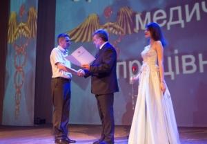 Ректор БДМУ привітав медичних фахівців краю з професійним святом