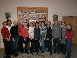 У БДМУ проводять курси з підготовки санітарних інструкторів