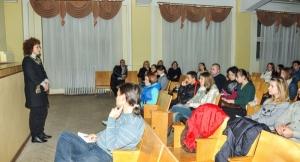 Інформаційний семінар про міжнародну діяльність