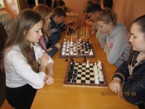 Першість БДМУ з шахів