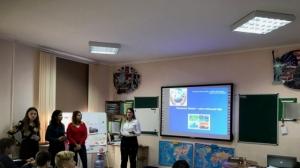 Студенти БДМУ провели освітню акцію «Земля – наш спільний дім»