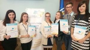 Студенти БДМУ повернулися з Генеральної асамблеї UMSA