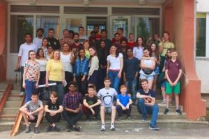 Студенти БДМУ відвідали Чернівецький багатопрофільний ліцей для обдарованих дітей