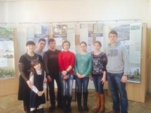 Студенти разом з куратором відвідали Краєзнавчий музей