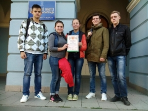 Студенти БДМУ зайняли друге місце в історичному квесті