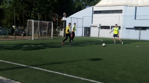 Студенти взяли участь у Благодійному турнірі з міні-футболу