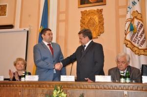 Губернатор оголосив про створення Університетської клініки