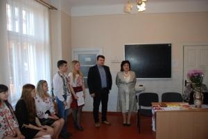 На кафедрі суспільних провели круглий стіл, присвячений А. Шептицькому