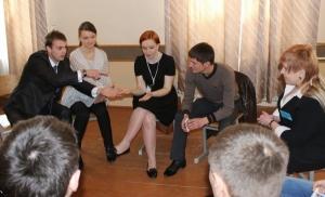 В БДМУ проведено психологічні тренінги для представників студентського самоврядування