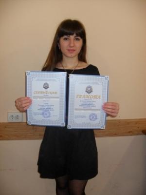 Студентка БДМУ перемогла у конкурсі творчих робіт