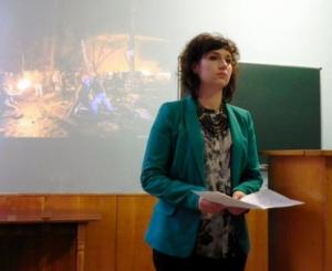 У БДМУ провели конференцію «Революція гідності. Два роки потому»