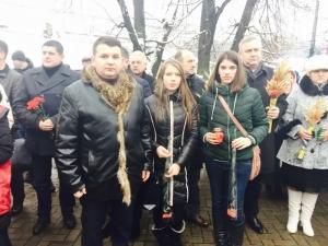 У місті вшанували пам'ять жертв голодоморів