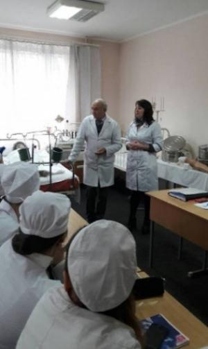 В БДМУ відзначили День педіатра