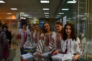 Студенти БДМУ допомагали збирати Великодній кошик для солдатів