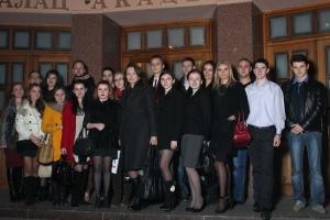Відбулося відкрите засідання Ради молодих учених та СНТ