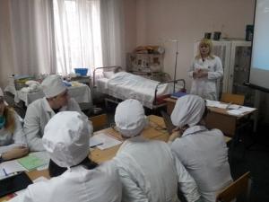 Відбулося відкрите заняття для слухачів Школи молодого викладача
