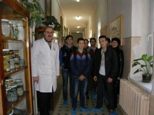 Викладачі БДМУ провели виховну бесіду зі школярами