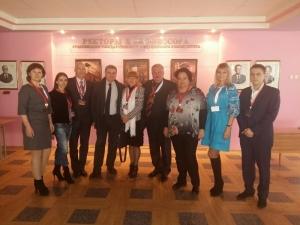 Викладачі БДМУ взяли участь у конференції в Гродно