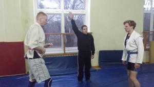 Відбулися змагання з вільної боротьби та дзюдо