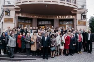 Зустріч випускників ЧМІ 1991 року