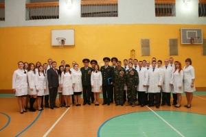 Студенти БДМУ склали військову присягу
