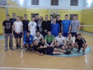 Спартакіада до 70-річчя БДМУ з волейболу
