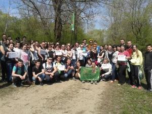 Відбулася акція «Студенти БДМУ за чисте довкілля»