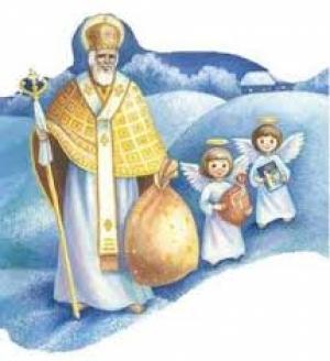 Урок здоров'я у переддень Святого Миколая