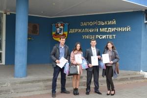 Студенти БДМУ нагороджені дипломами у конкурсі наукових робіт