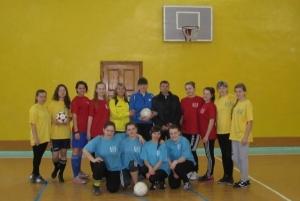 В БДМУ пройшли змагання з жіночого футболу