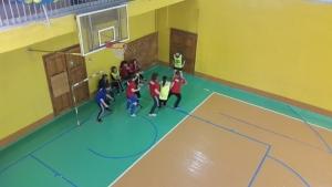 Відбулися змагання першості університету з жіночого футболу