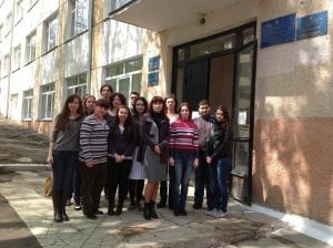 """Студенти та викладачі кафедри пропедевтики внутрішніх хвороб долучилися до акції """"Зробимо Україну чистою"""""""