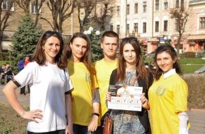 Студенти БДМУ провели просвітницьку акцію до Дня боротьби із туберкульозом