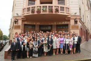 У БДМУ відбулася зустріч випускників 1995 року